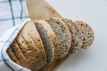 Bezlepkový alpský chlieb