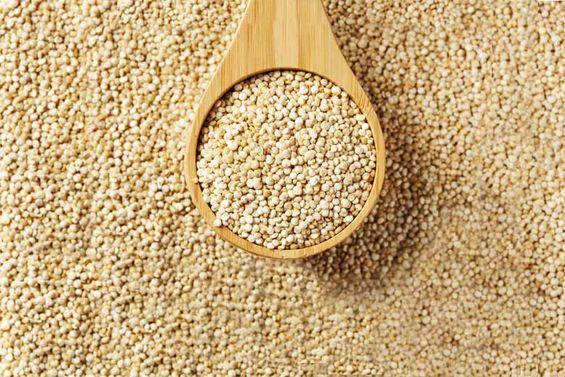 Bezlepková zmes s quinoa múkou