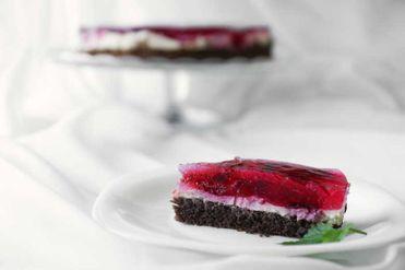Malinová torta