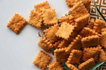 Krekry paprikové pikant